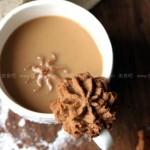 咖啡小花曲奇(烘培菜谱)