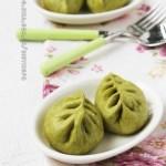 绿茶煎饺(早餐菜谱)