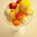 榴莲冰淇淋(冰激淋菜谱)