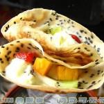 自制香脆可丽饼(早餐菜谱)