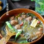 浆水烩三鲜(陕西菜谱)