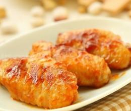 开胃茄汁煎鸡翅