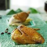 咖啡焗鸡(烤箱菜谱)