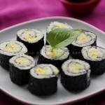 素味寿司(早餐菜谱)