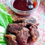 韓式烤牛肉(韓國正宗地道的烤肉菜譜)
