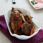东北酱焖脊骨(东北餐馆的招牌菜菜谱)