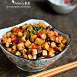 豉香双丁(荤素搭配菜谱)