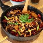 麻辣香鍋(葷素搭配菜譜)