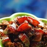梅干菜烧肉(江南名菜菜谱)