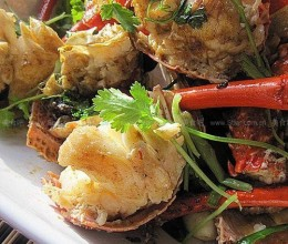 姜葱澳洲龙虾