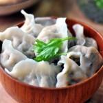 姜汁海带水饺(早餐菜谱)
