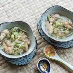 黑豆芽核桃汤(补肾菜谱)