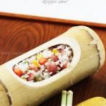 竹筒饭(花样主食菜谱)