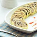 金衣裹肉卷(冷盘菜谱)