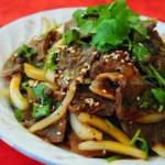 凉拌牛肉(香辣适口的家常凉菜菜谱)