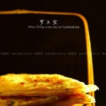 鸡油葱花饼(电饼铛早餐菜谱)