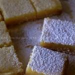 柠檬方砖(烘培菜谱)