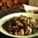梅干菜香菇蒸排骨(清蒸菜谱)
