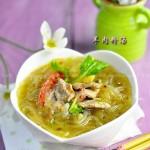羊肉粉汤(大西北风味菜谱)