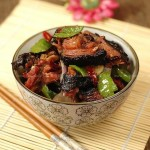 板鸭烩(开胃下饭菜谱)