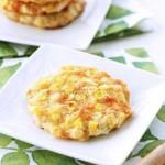 芙蓉鲜甜玉米饼(早餐菜谱)
