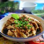 口水鸡(川味菜谱)