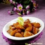 可乐山药(素菜菜谱)