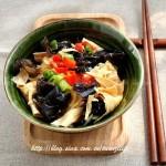 风味豆皮煲(10分钟快手素菜菜谱)
