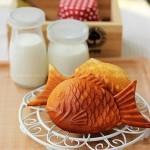 日式鲷鱼烧(和风烧果子菜谱)