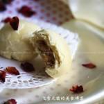 玫瑰饼(烘培菜谱)
