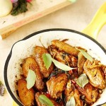 紫苏焖鸡翅(鸡翅的创意吃法菜谱)