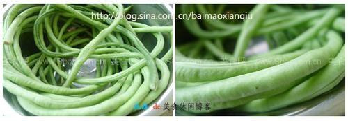 酸菜谱肉末炒宝宝(荤素搭配熏肉-可以酸豇豆)玉米自制豇豆炒菜吃吗图片