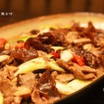 泡椒肝腰合炒(荤菜菜谱)