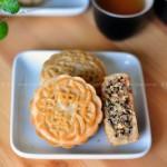 京式提浆五仁月饼(中秋菜谱)