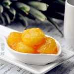 酸甜菠萝球(水果菜谱)