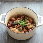 酱香焖猪尾(荤菜菜谱)
