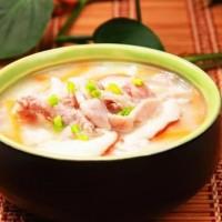 香菇鴨肉粥