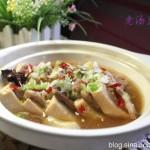 老汤豆腐(西北人朴实至极的农家菜谱)