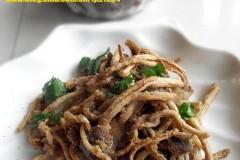 椒盐茶树菇