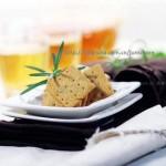 橄榄油迷迭香脆饼(烘培菜谱)