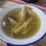 笋干鸡汤(秋季养生汤菜谱)