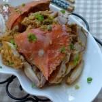 炒螃蟹(海鲜菜谱)