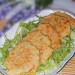 蟹饼(海鲜菜谱)