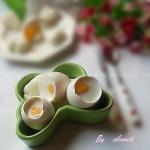 椰奶布丁鸡蛋(甜品菜谱)