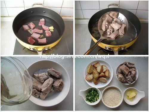 鸡汤香芋粥(秋季v鸡汤排骨)菜谱和排骨汤那个热量高图片