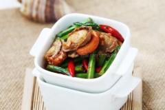 沙茶扇贝肉