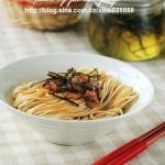 开洋葱油拌面(上海的传统特色面菜谱-百搭葱油做法)