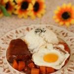 红烧猪排饭(茶餐厅菜谱)