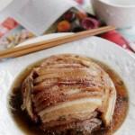 梅菜扣肉(5个步骤零失误做出肥而不腻的扣肉菜谱)