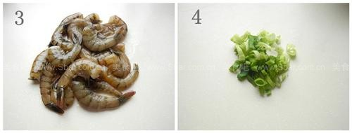 南瓜炖海虾